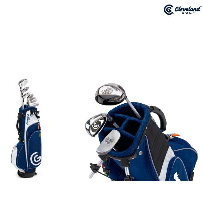 ゴルフ クラブセット ジュニア クリーブランド Cleveland クラブセット 3-6歳対象【メーカー取寄せ】
