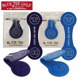 ゴルフ シリコン マーカークリップ ブルーティーゴルフ ゴルフマーカー土台 磁石 マグネット