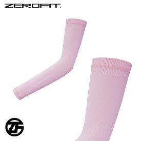 ゼロフィット400 ゴルフ アームカバー 2枚で1セット 紫外線カット UPF50+【DM便送料無料】【イオンスポーツ】【ZEROFIT】【DM便可能】