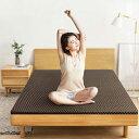 【全国送料無料】マットレス シングル 厚さ3.5cm Kitsure 高反発 車中泊 滑り止め ベッドパッド 敷布団 睡眠改善 折り…