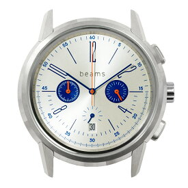 wena wrist Chronograph Classic Silver head beams edition