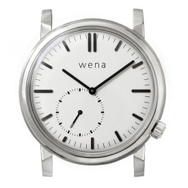 wena wrist Three Hands Retro White head