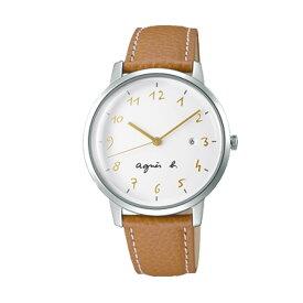 期間限定/ アニエスベー 時計 メンズ ペア 腕時計 agnes b. マルチェロ Marcello FCRK989【正規品】【送料無料】【楽ギフ_包装】