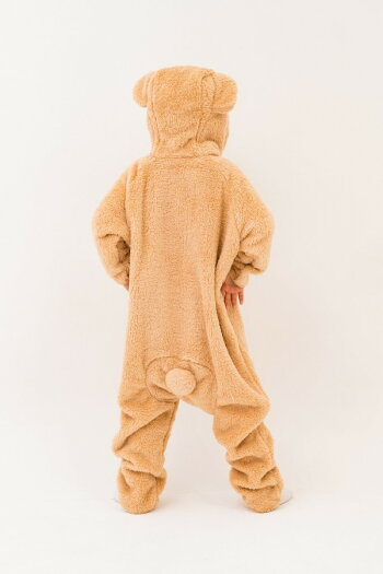 着ぐるみクマもこもこフリース安い5400円以上で送料無料