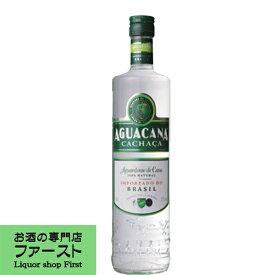 ★アグアカーナ カシャーサ 37.5度 700ml(正規輸入品)(4)