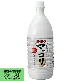 JINRO ジンロ マッコリ 1000mlペットボトル(3)