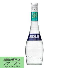 ボルス ペパーミント ホワイト 24度 700ml(正規輸入品)(3)