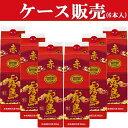 【ケース販売】 赤霧島 芋焼酎 25度 1800mlパック(1ケース/6本入り)