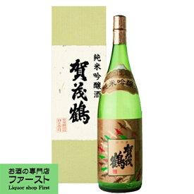 賀茂鶴 純米吟醸 精米歩合60% 1800ml(GP-A1)(1本化粧箱入)(3)