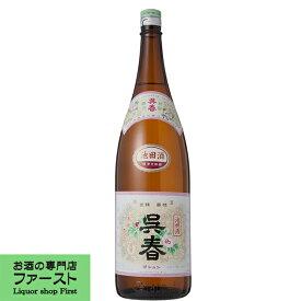 呉春 池田酒 普通酒 1800ml(2)