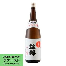 梅錦 吟醸 つうの酒 1800ml(4)