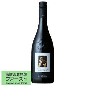 「サクラワインアワード受賞」 トゥー・ハンズ・ワインズ エンジェルズ・シェア シラーズ 赤 750ml(正規輸入品)(10-3204)(スクリューキャップ)