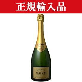 「正規輸入品が大特価!」「ドンペリを凌ぐシャンパン界の最高峰!」 クリュッグ グランド・キュヴェ 白 750ml(正規輸入品)