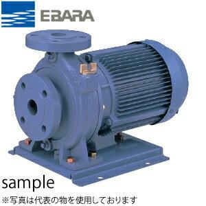 エバラ 片吸込渦巻ポンプ 三相 200V 50x40mm 50x40FSGD52.2E