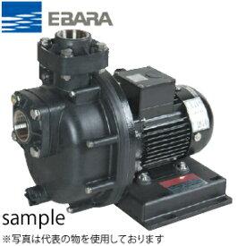 エバラ 海水用プラスチック製自吸ポンプ 単相 100V 40mm 40PQM5.4S 50Hz
