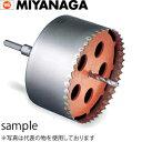 ミヤナガ ポリクリック 塩ビ管用コアドリル セット φ168mm (PCEW168)