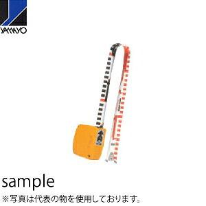 ヤマヨ測定器 ミニロッド ML-1 2m 小現場記録写真用コンベックス