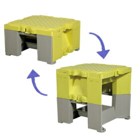 ALINCO(アルインコ) 樹脂製作業台 ステップキューブ SC50 【在庫有り】【あす楽】