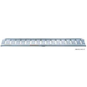 ALINCO(アルインコ) アルミブリッジ SBA-210-25-0.5 2本セット[個人宅配送一部不可][送料別途お見積り]