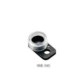 アズワン コンパクトハンディ顕微鏡(iPhone専用) 10×〜40× 1個 [3-6397-01]