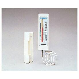 アズワン 冷蔵庫用温度計(チェッカーメイト2) 1針タイプ 1716-00 1個 [2-4708-01]