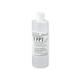 アズワン ポータブルエコノミー塩分計(Salt6+)塩分計用校正液5ppt 1本 [1-3571-12]