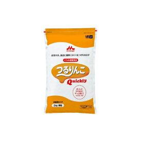 アズワン つるりんこQuickly (とろみ調整食品) 2kg入 1袋 [7-2683-04]