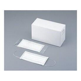 アズワン クリーンルーム用 マスク レギュラータイプ 個別包装50枚入 [9-5035-01]【在庫有り】