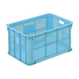 三甲 106900BL サンテナーB80(ブルー) 販売入数:10個 [大型・重量物] ご購入前確認品