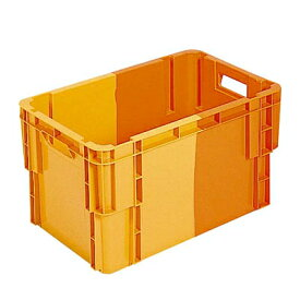 三甲 205603 SNコンテナーB56(オレンジ/オレンジ) 販売入数:4個 大型商品に付き納期・送料別途お見積り