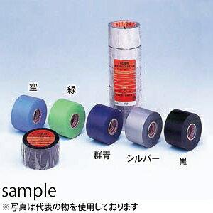 デンカ(旧電気化学工業) #153 防食テープ0.4mm×50mm×10m (シルバー) 販売入数:50巻 [代引不可商品]