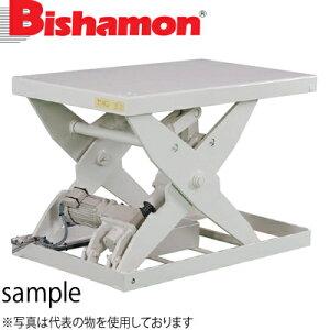 ビシャモン(スギヤス) 電動ネジ駆動式リフト XS061212-B 最大積載能力:600kg [送料別途お見積り]