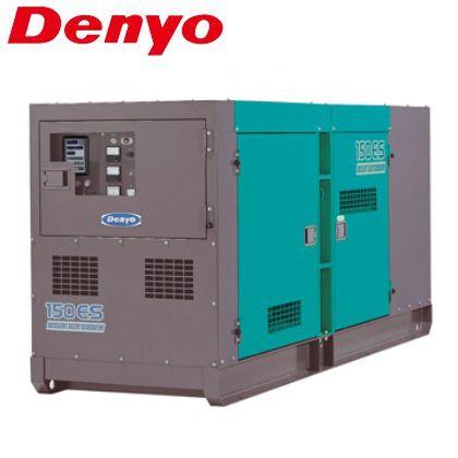 デンヨー 低騒音型ディーゼル発電機 DCA-150ESK