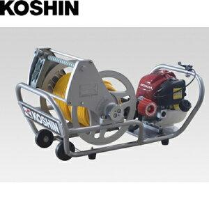 工進 エンジン式小型動噴 ガーデンスプレーヤー MS-ERH50