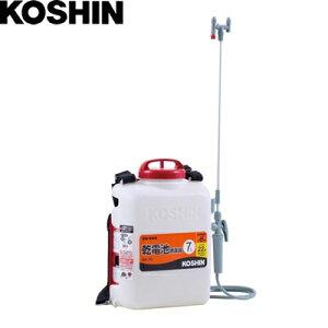 工進 乾電池式噴霧器 消毒名人 DK-7D