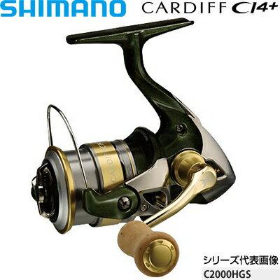 欠品中:納期未定 シマノ 12カーディフCI4+ C2000HGS コード:03035 1
