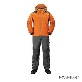 シマノ XEFO ストレッチ ウォームスーツ RB-224R シグナルオレンジ サイズ:L コード:61547 3【在庫有り】【あす楽】