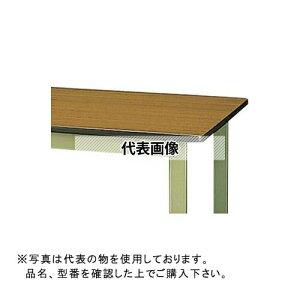 山金工業 ワークテーブル300シリーズ 固定式H900 中間棚付 SWPH-S1 SWPH-1575S1-MG [個人宅配送不可]