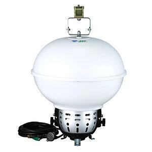 ハタヤ 150W LED ボールライト (屋外用) LLA-150K [代引不可商品]