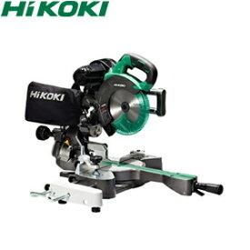 HiKOKI(日立工機) 100V 190mm卓上スライド丸のこ C7RSHD