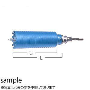 日立工機(HiKOKI) スーパーダイヤコアビット組 No.0032-1469 φ75×180mm(コアビット+ガイドプレート+センタピン+SDSシャンク)