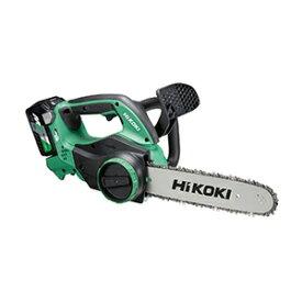 日立工機(HiKOKI) 36V/2.5Ah マルチボルト コードレスチェンソー CS3630DA(2XP) (電池×2個)【在庫有り】【あす楽】