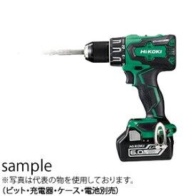 HiKOKI(日立工機) 18Vコードレス振動ドライバドリル DV18DBSL(NN) ビット別売り ブラシレスモーター 本体のみ(充電器・ケース・電池別売)