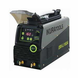 育良精機(イクラ) ISK-Li160A ライトアーク ポータブルバッテリー溶接機【在庫有り】【あす楽】