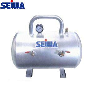 精和産業(セイワ) アルミサブタンク AST-30 (コンプレッサー用補助タンク) アルミ製 30L
