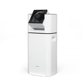 アイリスオーヤマ(IRIS) デシカント式 サーキュレーター衣類乾燥除湿機 IJD-I50 本体:ホワイト 天面:ブラック【在庫有り】