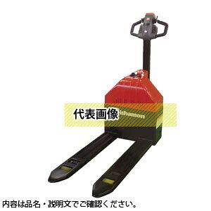 ビシャモン(スギヤス) 電動走行・昇降パレットトラック BDH15LL [フットガード取付特注仕様] ドライブハンド 最大積載能力:1500kg [送料別途お見積り]
