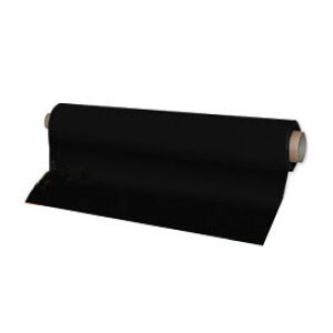 CMG【カラーマグネットシート】(つやなし) 厚さ0.8mm×1m×2m (色:黒)