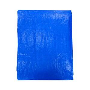 ブルーシート 厚手 #3000 10×10m [重量約14.27kg/1枚入] 約60.5畳/ハトメ数44(90cmピッチ) 【在庫有り】