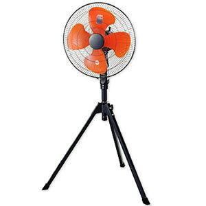 欠品中:納期未定 ナカトミ OPF-45S 業務用扇風機(工場扇) 45cm樹脂製ファン 開放式スタンド扇 [個人宅配送不可]
